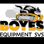 Boyes Equipment SVS