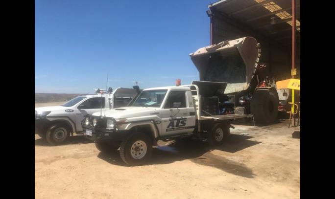 ATS Mining Maintenance
