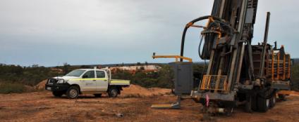 Drilling Commences At Ravensthorpe